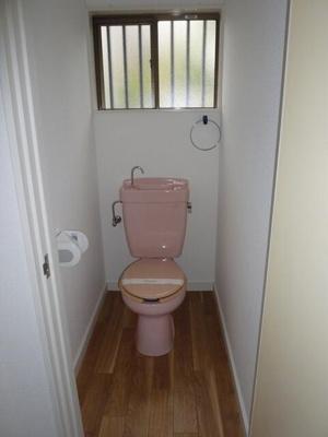 【トイレ】第1こまくさ荘