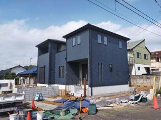 【外観】千葉市若葉区加曽利町 新築一戸建て 千葉駅