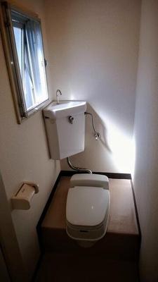 【トイレ】第1KKビル