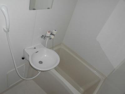 【浴室】レオパレスbel suonoⅡ