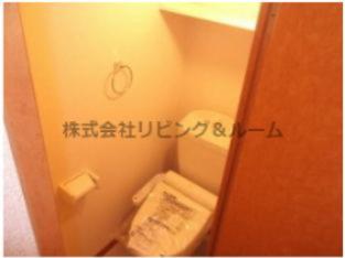 【トイレ】レガーリ・デル・ソーレ