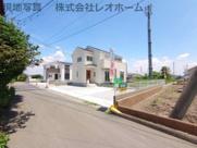現地写真掲載 新築 高崎市東中里町HN1-2 の画像