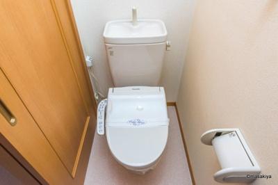 【トイレ】リンデンハイム
