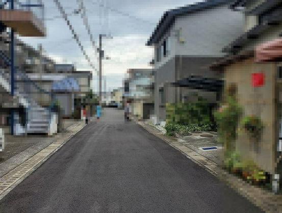 【周辺】福井扇町