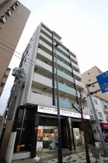 【外観】ハピネス六甲道
