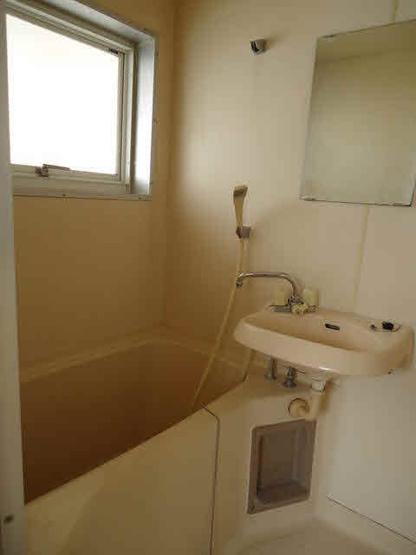 【浴室】メゾンベール幕張