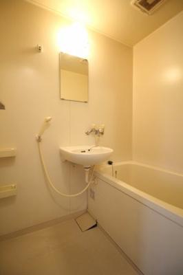 【浴室】丸山ハイツ