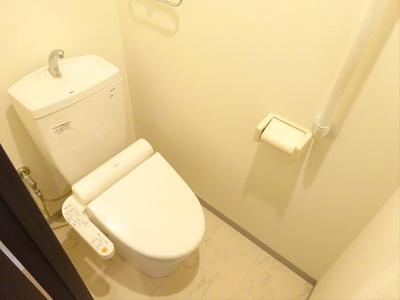【トイレ】Famille桜上水
