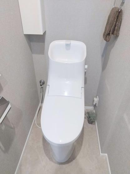 【トイレ】ニックハイム大森海岸