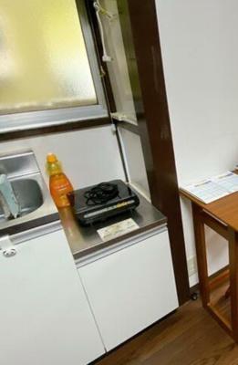【キッチン】久保田荘