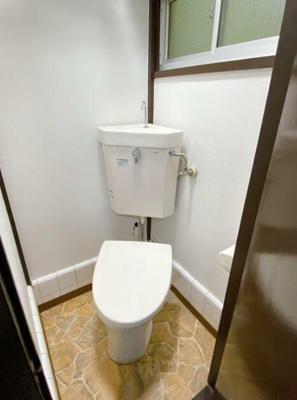 【トイレ】久保田荘