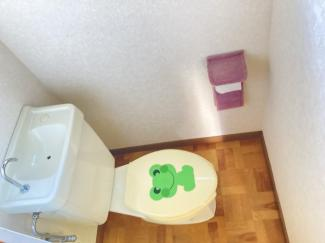 【トイレ】スガヤハイツ