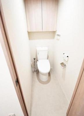 【トイレ】クリオ清瀬元町