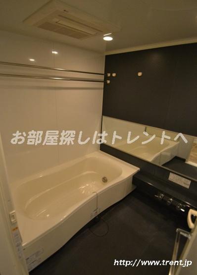 【浴室】ファーストリアルタワー新宿