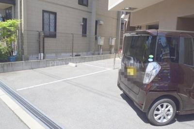 【駐車場】プリモディーネ福島