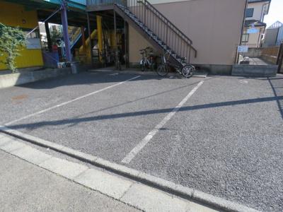 【駐車場】かすみハイツ