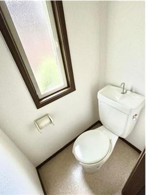 【トイレ】ヴィラ花水木