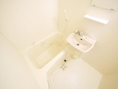 【浴室】ルミエールU