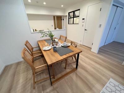 【独立洗面台】トーカンマンション大島B棟 4階 リノベーション済