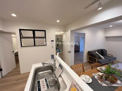 【浴室】トーカンマンション大島B棟 4階 リノベーション済