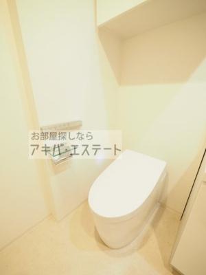 【トイレ】La Perla岩本町