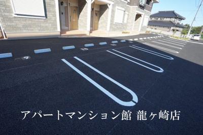 【駐車場】ローザ・ヴィレⅡ