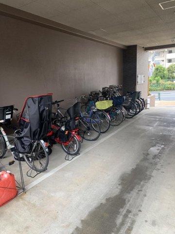 ライオンズプラザ西大島:敷地内に駐車場・駐輪場・バイク置場ございます!(空き要確認)