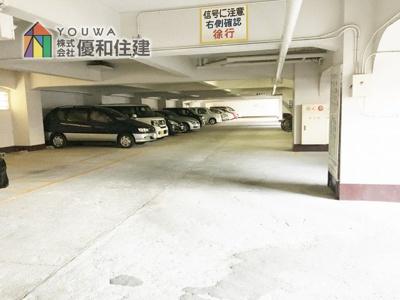 【駐車場】ユニハイツ朝霧