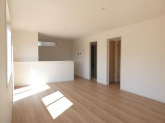 碧南市西浜町2期新築分譲住宅4号棟写真です。2021年7月撮影