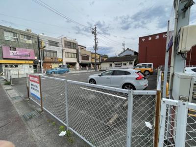 【外観】西新地駐車場A