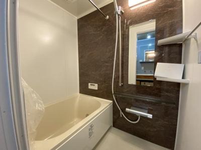 【浴室】リバーサイドパレス明石