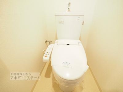 【トイレ】アーバンファースト錦糸町