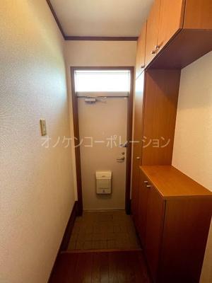【玄関】クインシー5