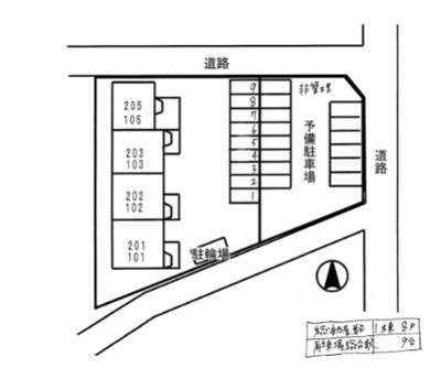 【区画図】クインシー5