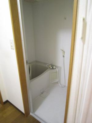 【浴室】ラーバンハイツ高田
