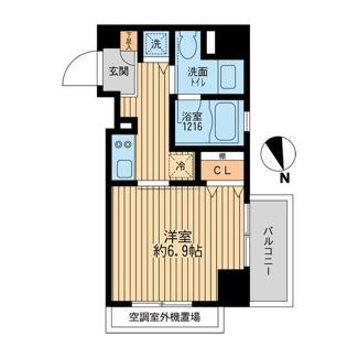 クリオ戸越銀座弐番館(クリオトゴシギンザ)