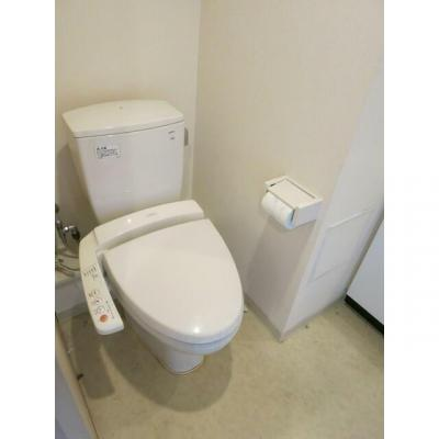 【トイレ】クリオ戸越銀座弐番館(クリオトゴシギンザ)