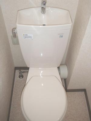 【トイレ】グリーンパーク中浦和