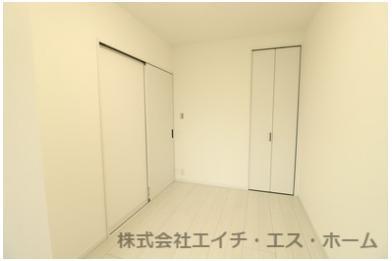 【洋室】クリオ梅島壱番館