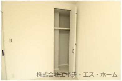 【収納】クリオ梅島壱番館