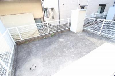 【庭】タウンハウス小出