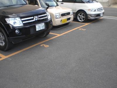 【駐車場】アップル