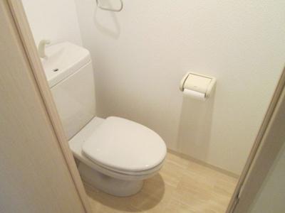 【トイレ】アップル