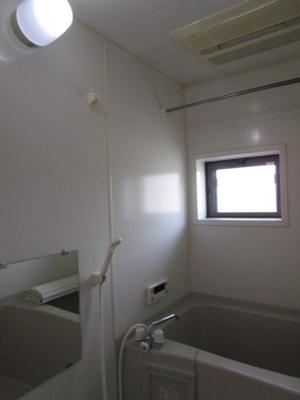 【浴室】カーサ ロッソ