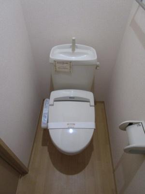 【トイレ】カーサ ロッソ