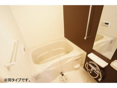 【浴室】パークサイド春日B