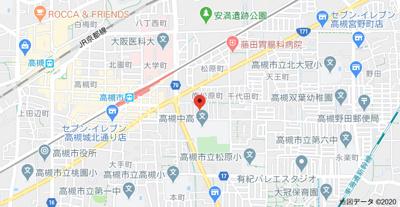 【地図】マンションプロス (株)Roots