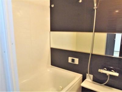 落ち着きの有る浴室。 ユニットバス・浴室乾燥機 新調いたしました♪