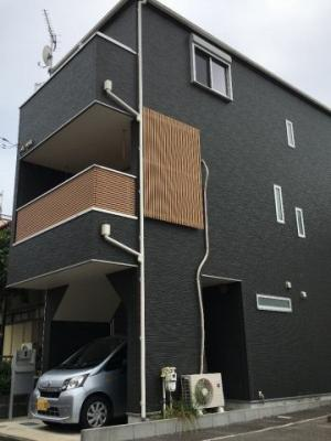 【外観】貸戸建て 中丸子加藤貸家