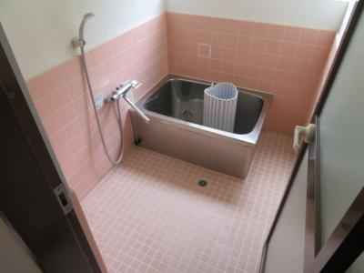 【浴室】石才貸家